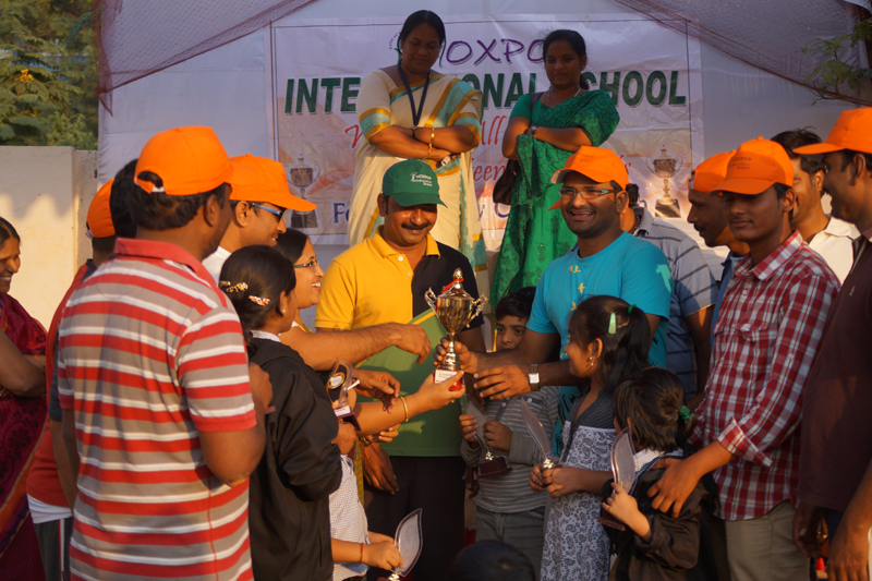 VOXPOP PARENT CRICKET LEAGUE