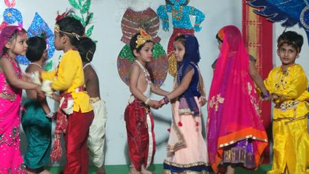Janmashtami-2016 Celebrations