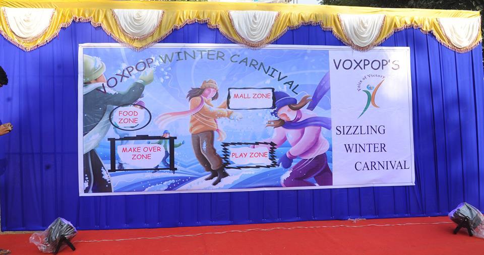 Winter Carnival 2017.