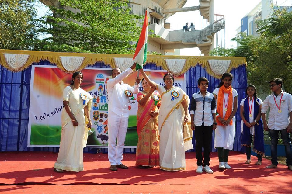 69th Republic Day Celebration