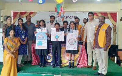 A Piece on Peace (Drawing competition)