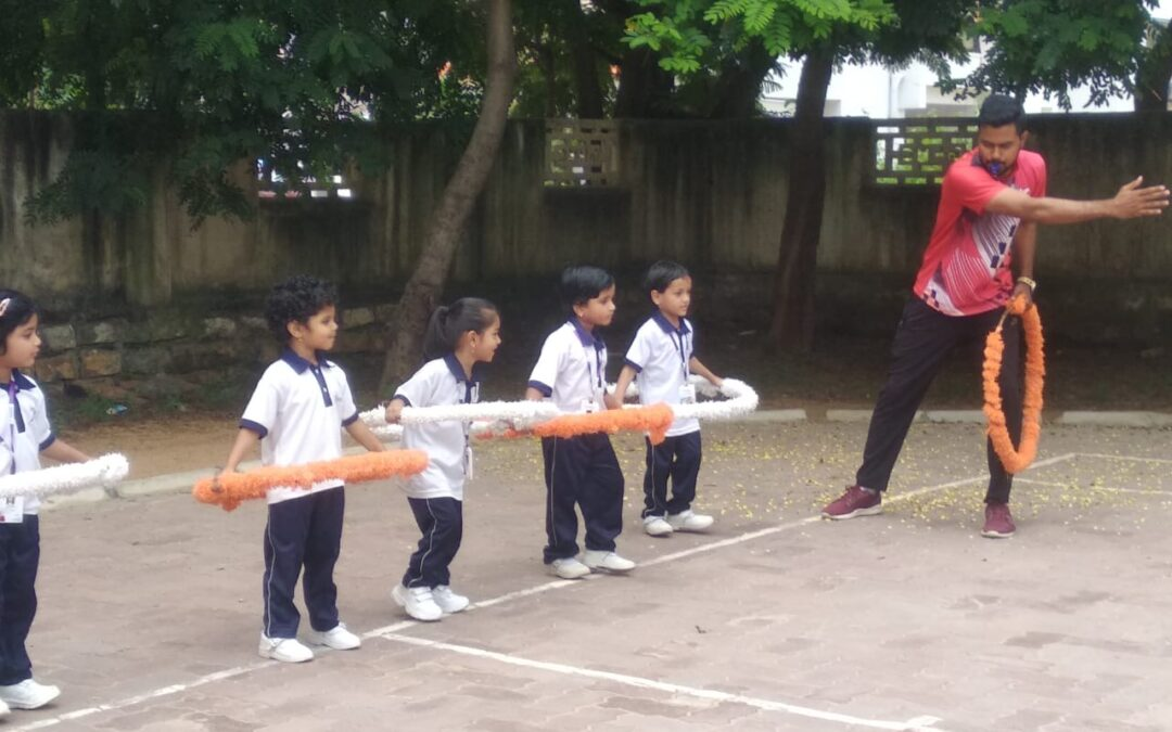 Sports competitions Pre-primary